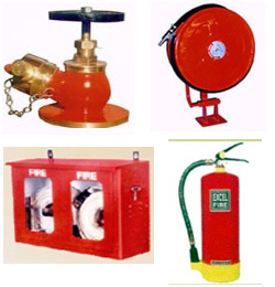 System hvw mvw water spray systems fire alarm systems fire security