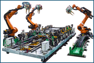 Welding Automation Manufacturers Suppliers Exporters