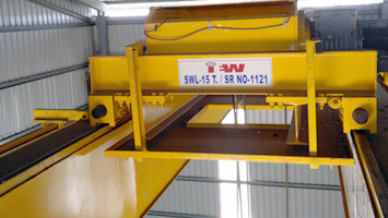 Eot Cranes Manufacturers, Suppliers, Exporters,Dealers in India