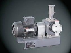 Dosing Pumps & Metering Pumps, Plunger Type Pumps, Hydro Testing