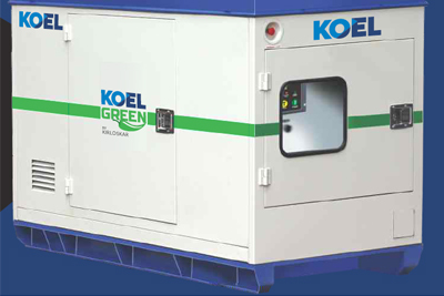 Gensets-Air Cooled / Water Cooled