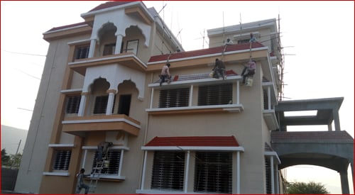 Exterior Home Painting Services