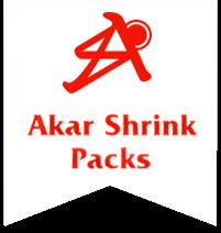 AKAR SHRINK PACKS Testimonial