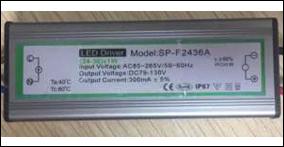 Model : SP-AIDF2436A