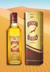 Desert Queen Reserve Whisky