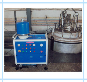 Centrifuge Unit For Quenching Oil / Heat Treatment