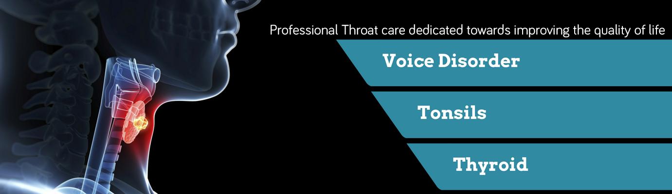 Throat hospital