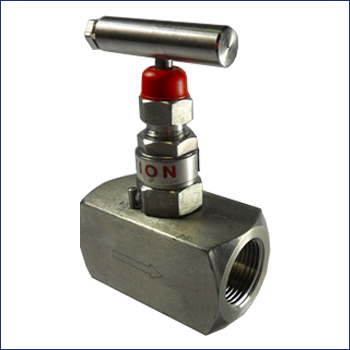 Female-X-Female Needle Valve