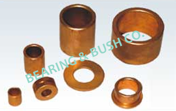 Sintered Bronze / Iron Sintered Self Lubricated Bushes / Parts
