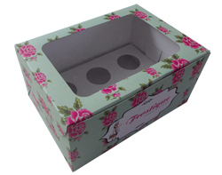 Cake and Cup cake boxes