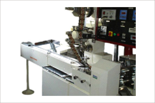 JELLY CUTTING AND PACKING MACHINE