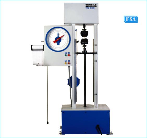 Analogue Tensile Testing Machines ( Model : TKG )