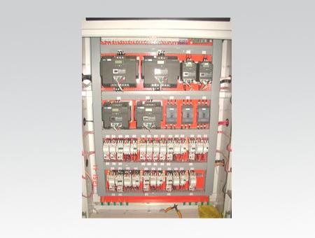 Siemens Vfd Panel