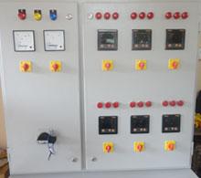 Heat Tracing Control Panels