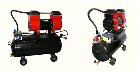 Oil Free Compressors / Vacuum Pump 2 HP