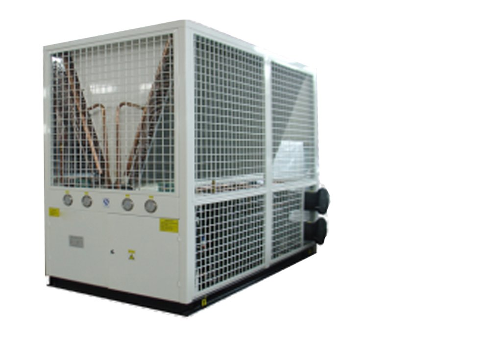 AIR-COOLED SCROLL CHILLERS