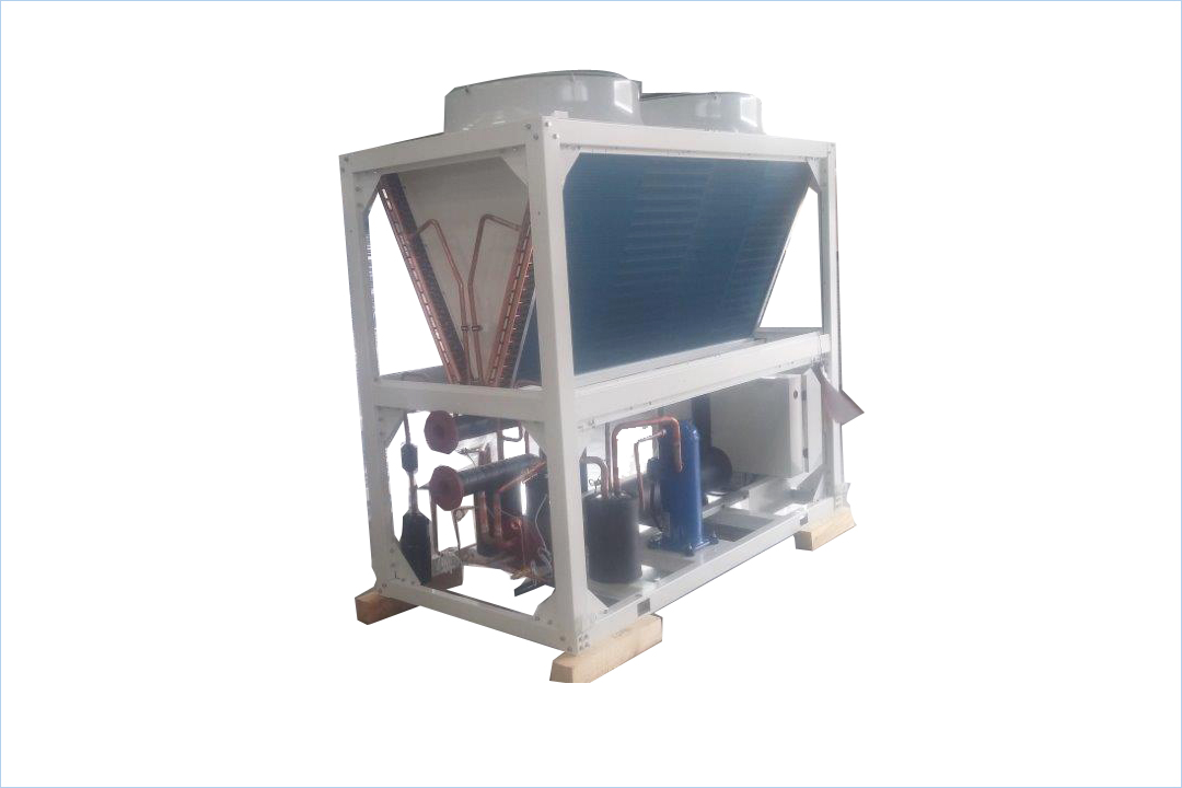 MODULAR CHILLERS / HEAT PUMPS