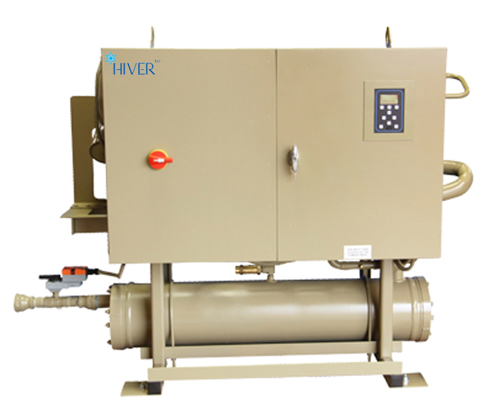 WATER-COOLED SCROLL CHILLERS