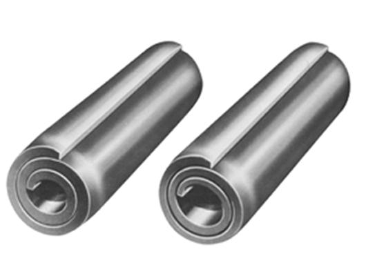 Spiral Dowel Pin DIN 1481