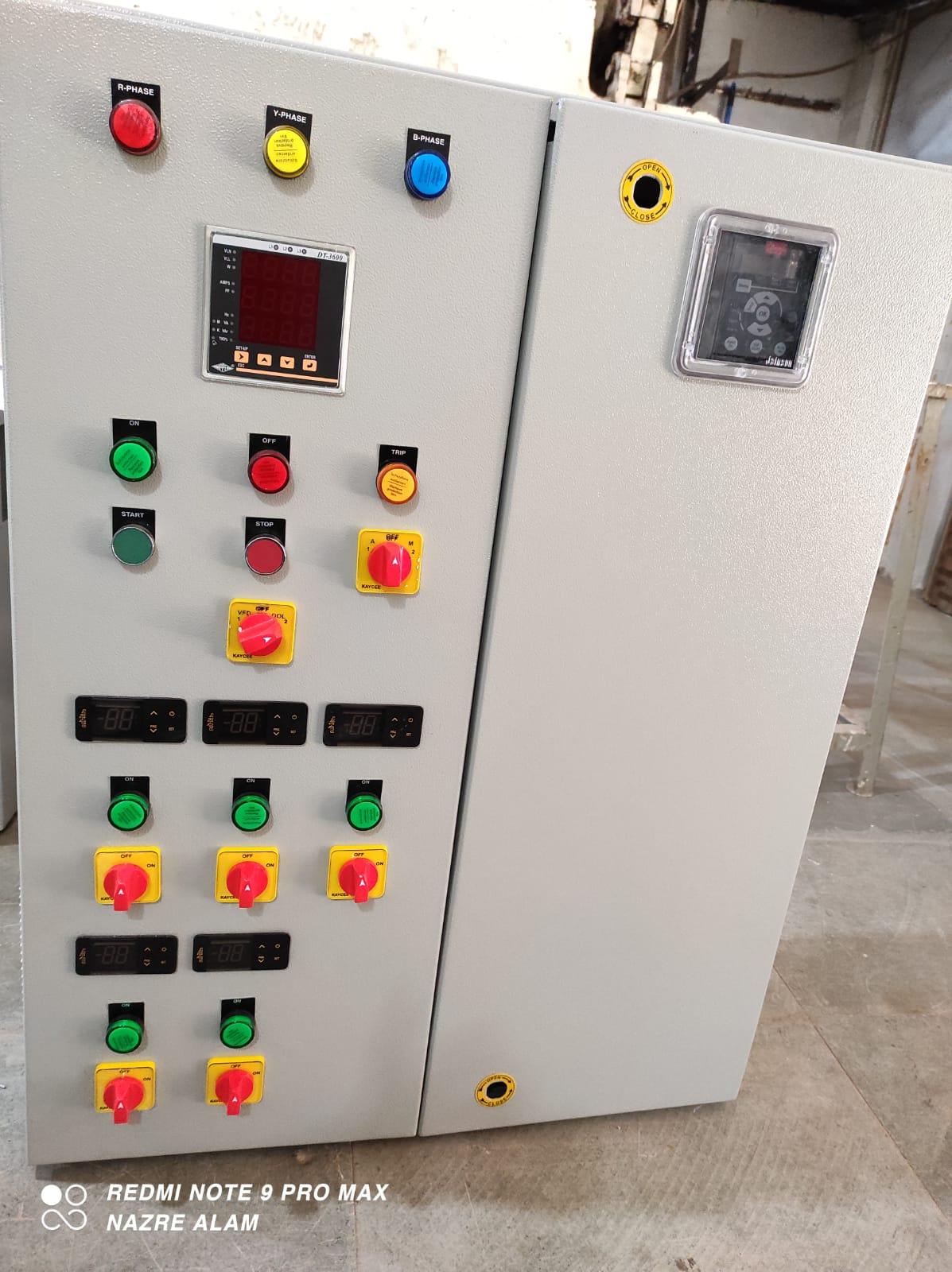 vfd bypass starter panel