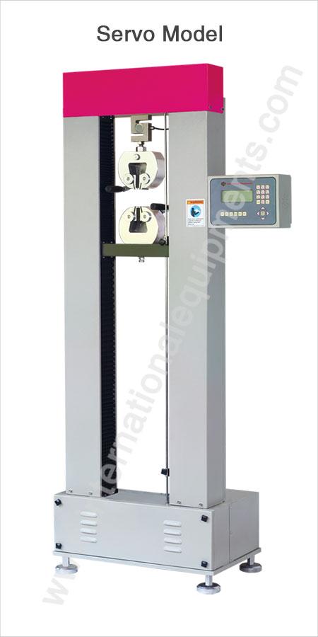 Universal Testing Machine (servo & Vector Model)