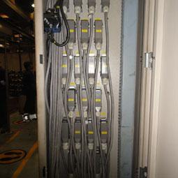 Instrumentation & Mass Control Wiring