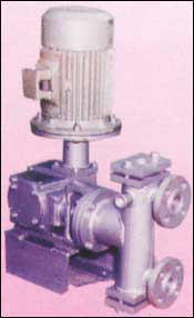 Steam Jacketed Plunger Pumps
