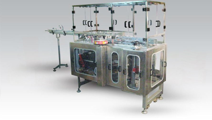 Soap Banding Machine