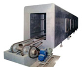 Drying oven for Barrel and Drum