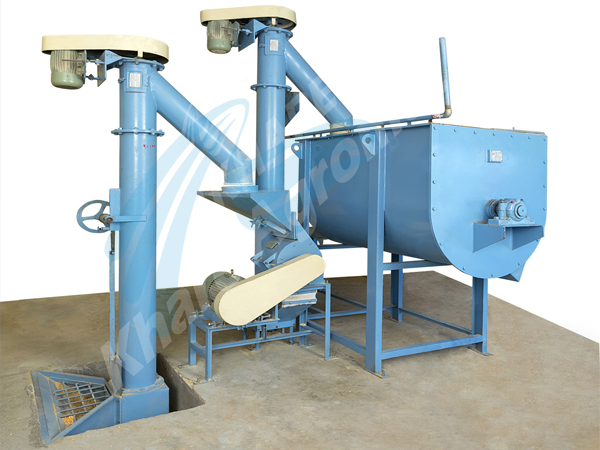 Animal, Poultry And Cattle Feed Plants : Grindmix H Series