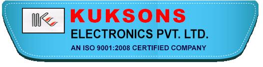 KUKSONS ELECTRONICS PVT.LTD. Testimonial