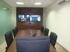 Video Conference Room on Hire