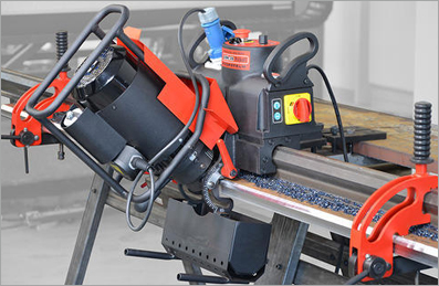 Plate Beveling Machine-ABM 28 / Supplier And Exporter