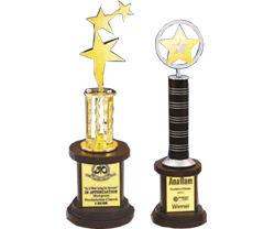 3D / Metal Trophies