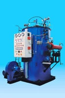 NEOTHERM : Oil / Gas / Solid Fuel Fired fully automatic thermic fluid