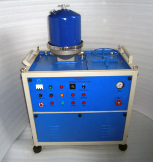 Thermic Fluid Cleaning Systems
