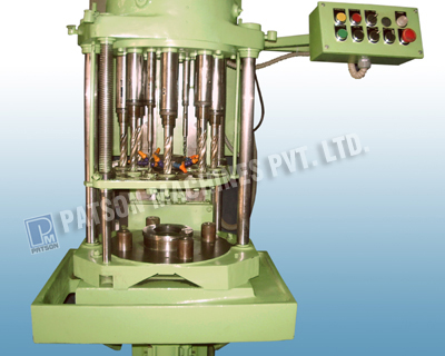 Multi-Spindle Drilling and Tapping Machines