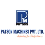 PATSON MACHINES PVT.LTD. Testimonial