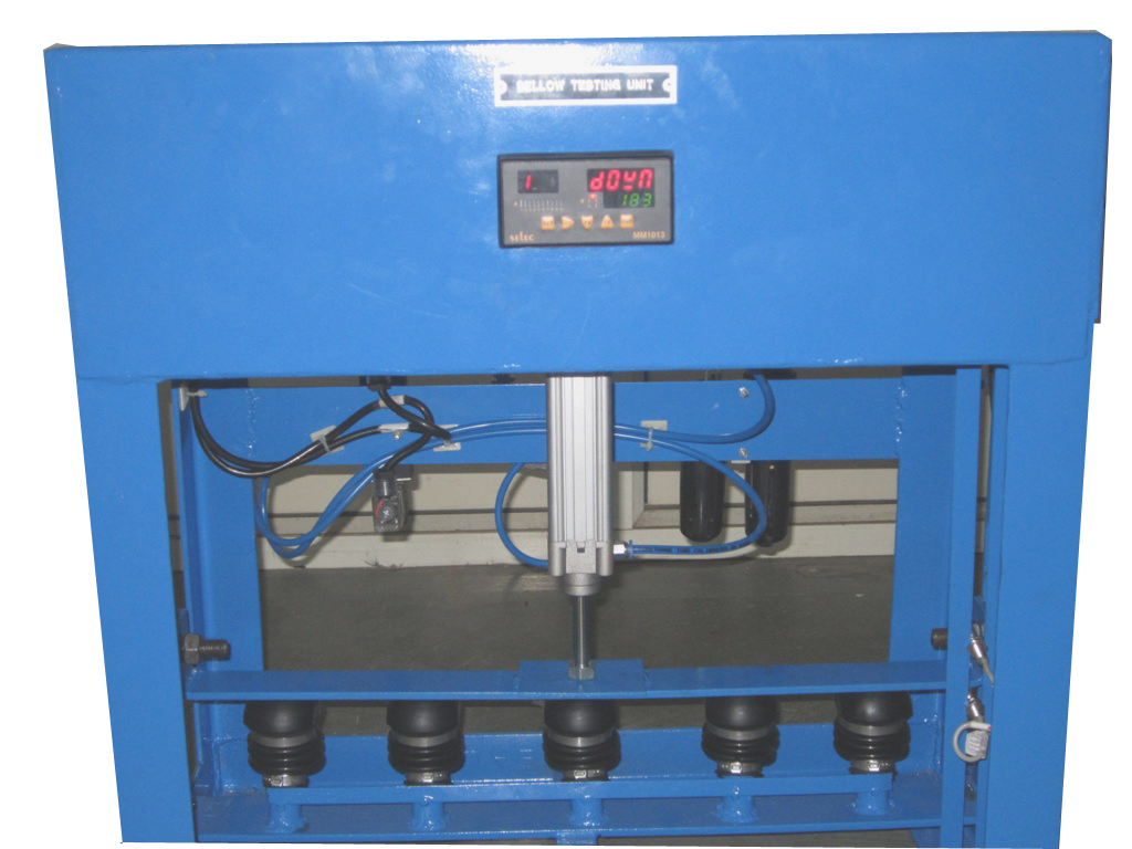 Manufacture of Bellow Testing Unit