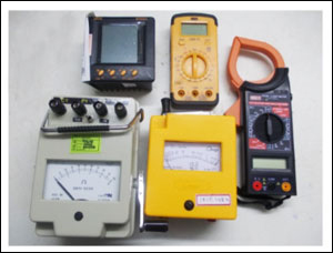 Lectrical Instruments Calibration