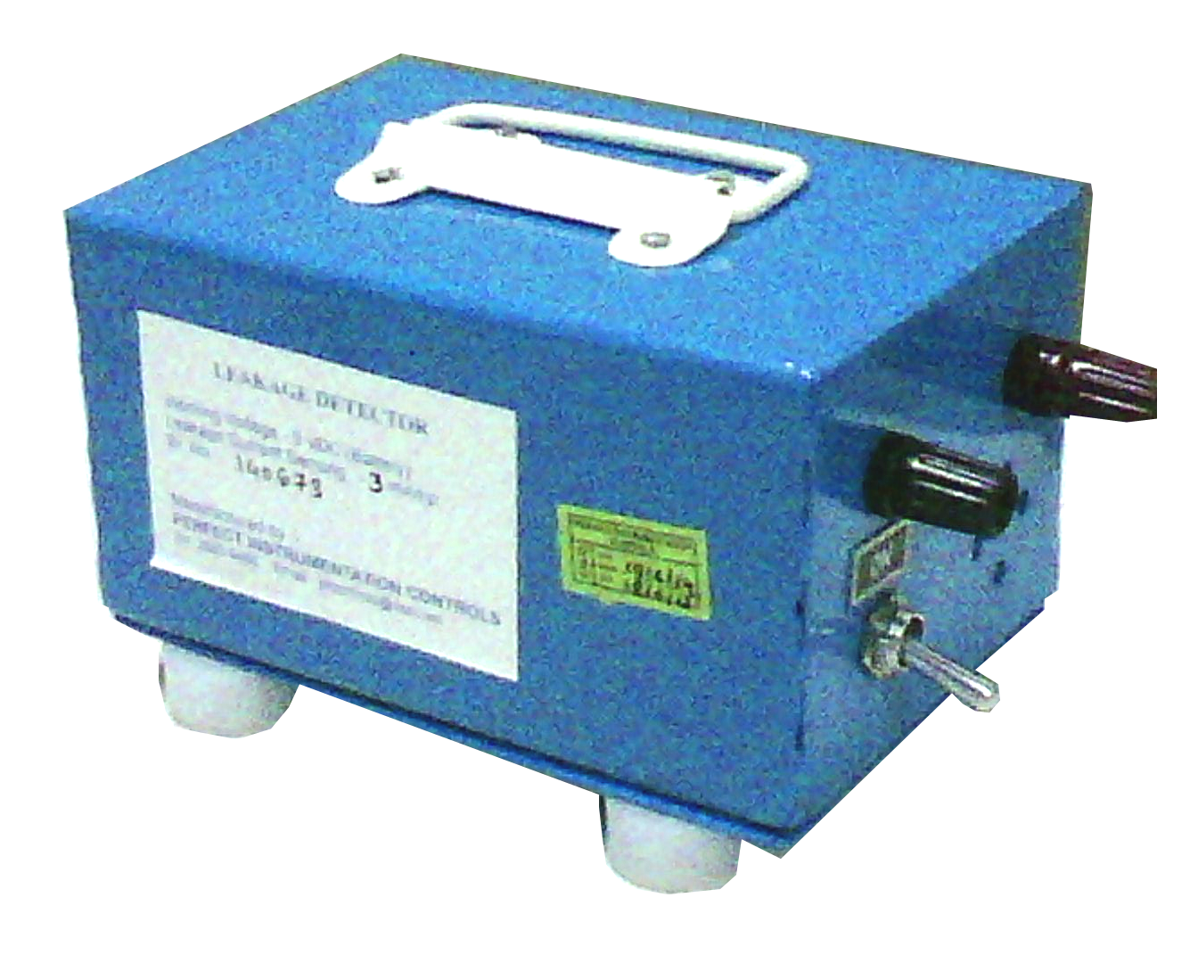 Manufacture of Leakage Detector