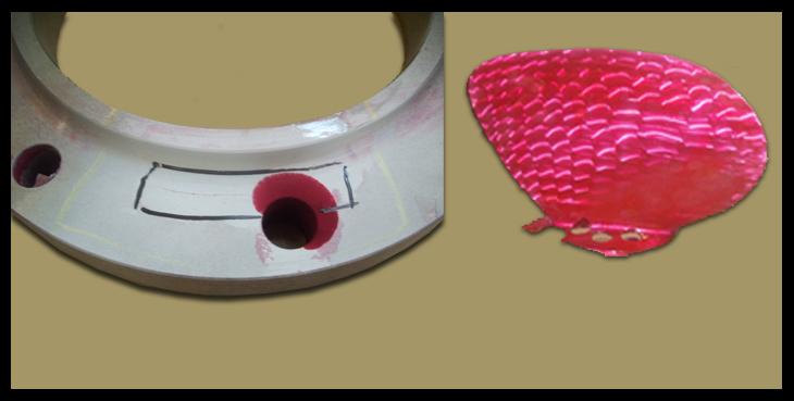 Liquid Dye Penetrant Inspection