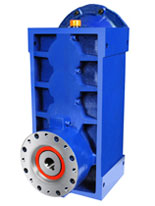 SINGLE SCREW EXTRUDER GEARBOXES