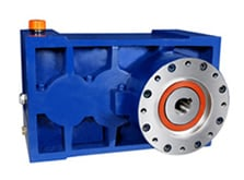 HELICAL EXTRUDER GEARBOXES