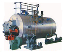 Oil/Gas - Fired IBR Steam Boilers