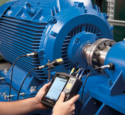 Condition Monitoring & Vibration Analysis Services
