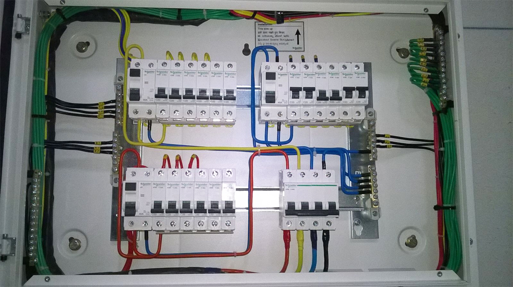 Structure Cabling