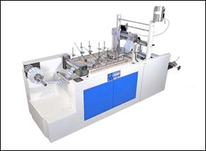 Gluing & Rewinding Machine (PVC Seaming machine)