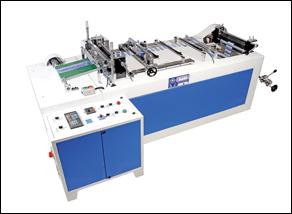 Cut to Length Machine (PVC Label Cutting Machine)