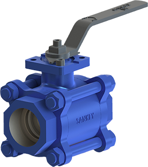 Piece Floating Ball Valve
